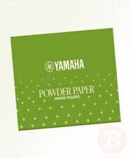 More details for yamaha powder papers - for sticky pads on all woodwinds