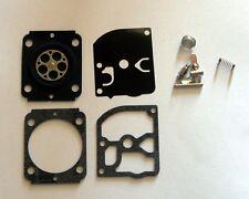 Carburetor kit for Stihl blowers BG56 BG66 BG86 BR200 SH56 +  for Zama C1M carbs