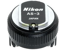 Nikon AS-3 adattatore slitta flash x F e F2 su F3 AS3