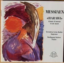 Olivier Messiaen - Harawi - Chant d'amour et de mort - CD neu