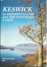 KESWICK LAKE DISTRICT 1985 Official Guide information illustrated adverts