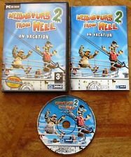 Neighbours from Hell 2 - (PC CD-ROM) Complete - V.G.C.