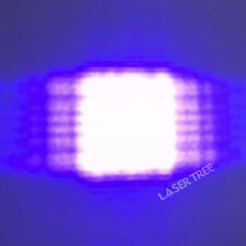 455nm 4W TO-5 φ9mm Blue Laser Diode with FAC Fiber, Square Spot