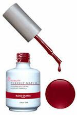 LeChat Perfect Match Gel & Lacquer Blood Orange-.5oz-PMS10