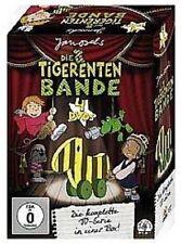 4 DVD-BOX, Die TIGERENTEN BANDE, Die komplette TV-Serie 1-26, NEU/OVP