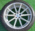 VOSSEN 22 inch Wheels NEW Tires for OEM Factory RANGE ROVER Land Set of 4 VFF-1
