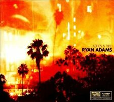 Ashes & Fire [Digipak] by Ryan Adams (CD, Oct-2011, Capitol)