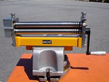 "300mm x2.5mm (12""x12GA) Sheet Metal Slip Roller & Ring Roller Rolls Machine"