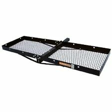 Curt Manufacturing 18121 Two Piece Tray Cargo Carrier with Folding Shank  - NIB