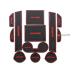 Car Mat Non-slip Cup Pads For Mitsubishi ASX Outlander sport 2013 2014 2015