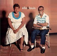 Ella Fitzgerald and Louis Armstrong - Ella and Louis  8 Bonus Tracks [CD]