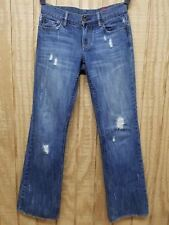 X2 destroyed flare leg Jeans For Women Size 0/32