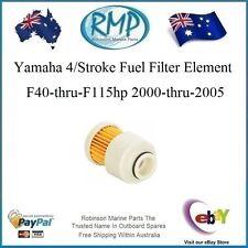 A Brand New Fuel Filter Element Yamaha 4/Stroke F40-thru-F115hp # R 68V-24563-00