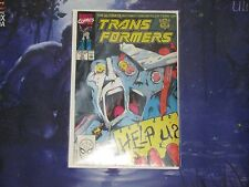 Transformers Vol.1 #70 Last Issue