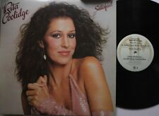Rock Lp Rita Coolidge Satisfied On A&M