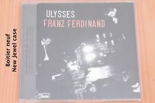 Franz Ferdinand – Ulysses - Boitier neuf - CD single Promo