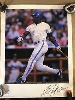Vintage Bo Jackson Poster Pepsi 1991 Baseball 22 X 17 Inches 90's Rare Promo