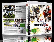 (PS3) Madden NFL 10 / 2010 (G) (Sports: Gridiron/American Football) Guaranteed
