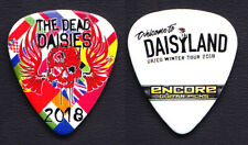 The Dead Daisies Welcome To Daisyland Guitar Pick - 2018 Burn It Down Euro Tour
