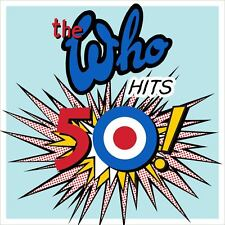 The Who THE WHO HITS 50! 200g GATEFOLD Essential Best Of 21 Songs NEW VINYL 2 LP