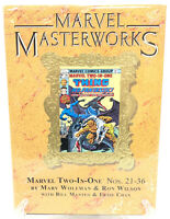 Marvel Masterworks Vol 256 Marvel Two-In-One Vol 3 Limited Marvel Comics HC New
