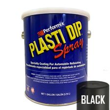 Plasti Dip GALLONE Plastidip NERO OPACO americano wrapping GIA' DILUIT lt. 3.780
