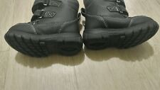 The Childrens Place Toddler,  Kids Winter Snow Boot Size 7 Black