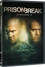 Prison Break - Stagione 5 (3 DVD) - ITALIANO ORIGINALE SIGILLATO -