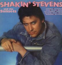 SHAKIN' STEVENS AND THE SUNSETS 1981 UK Vinyl LP EXCELLENT CONDITION