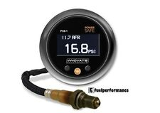 INNOVATE  PSB-1: PowerSafe Boost & Air/Fuel Ratio Gauge LSU 4.9