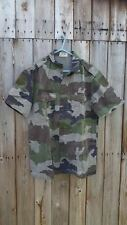 FRENCH FOREIGN LEGION F2 PATTERN SHIORT SLEEVED SHIRT - 41/42 - UK large