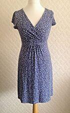 Ladies Designer Boden Blue dress size 12 summer holiday
