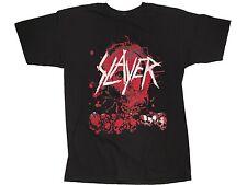 SLAYER 2013 TOUR BAND T SHIRT RARE VINTAGE MEDIUM GOJIRA HEAVY METAL THRASH