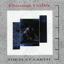 NEW CD Album Thomas Dolby - The Flat Earth (Mini LP Style Card Case)