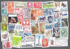 Dinamarca - 500 todos los diferentes sellos de colección-Inc. temas