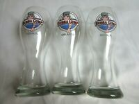 Bubba Gump Shrimp Co Destin, Orlando, Florida Beer Glasses Set of 3