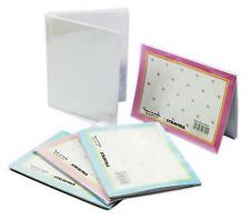 "4"" x 6"" Slip In Photo Album (Set of 5) [Holds 24 4"" x 6"" Photos Per Album]"