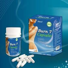 Burn 7 Diet Pills Appetite Suppressant Weight Loss Fat Burner