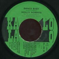 "islands synth funk reggae boogie 7"" HOLLIS ROBERTS Come Quick Cecila Dance ♫ MP3"