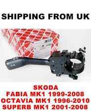 INDICATOR STALK W/O CRUISE TURN SIGNAL SWITCH SKODA FABIA OCTAVIA SUPERB MK1