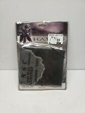 Halo 3 UNSC Wallet Black And Gray Canvas Billfold Officially licensed Bungie