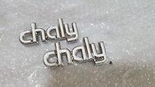 HONDA CHALY CHALY 50 70 CF50 CF70 FRAME EMBLEM W