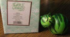 Enesco Home Grown Watermelon Cat Figurine