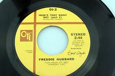 Freddie Hubbard : Here's That Rainy Day / Part 2 [Unplayed Copy]