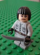 Lego Indiana Jones Minifig Minifigure Irina Spalko 7627