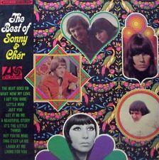 SONNY & CHER The Best Of LP