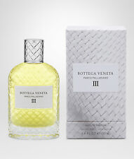 NEW Bottega Veneta Parco Palladiano III Perfume 3.4 floz NO Channel Armani Creed