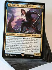 ***Custom Commander Deck*** Ninjas - Yuriko the Tiger's Shadow - EDH Magic Cards