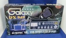 Galaxy Dx-949 Am Ssb Cb Radio Dx949 Pro Tuned,Aligned, Receive Upgrade!