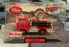 DISNEY Store CARS Original Red Radiator Springs Die cast 1:43 NEW